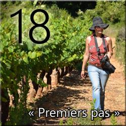 """Promenade dans les vignes """"1ers pas"""""""